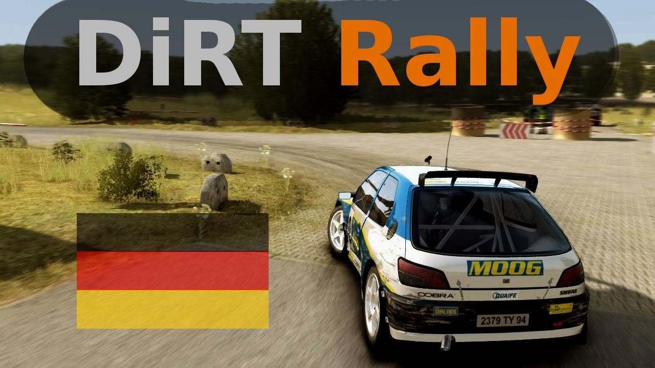 dirt rally deutschland peugeot 306 xbox one. Black Bedroom Furniture Sets. Home Design Ideas