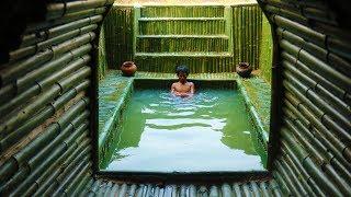 Build Secret Underground Swimming Pool & Underground House