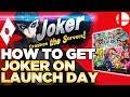 How to Get Joker in Smash Ultimate