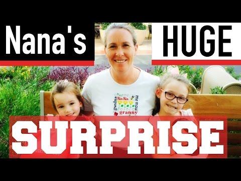 NANA'S HUGE SURPRISE| AMERICAN GIRL DOLL STORE| Somers In Alaska Vlogs
