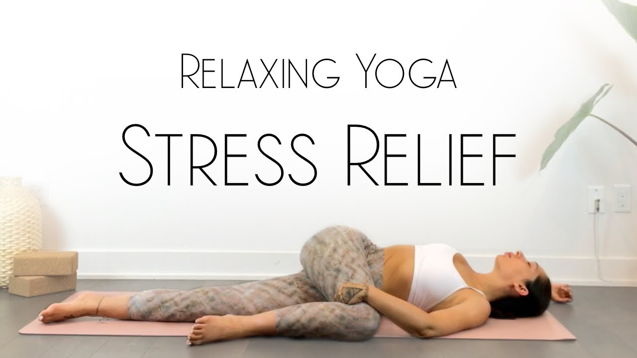 10 Minute Yoga Stress and Anxiety