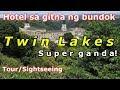 The AMAZING TWIN LAKES HOTEL 2019..Tagaytay - Nasugbu Highway, Laurel, Batangas..Tour/Sightseeing.