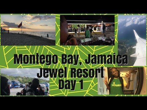 Day 1: Jamaica, Jewel Runaway Bay Resort!