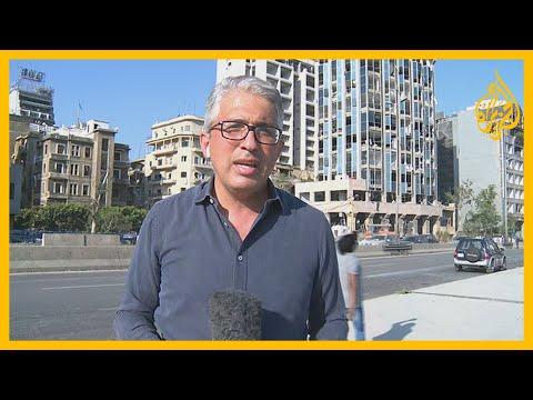 بيروت تستفيق على مشهد صادم للدمار الذي خلفه انفجار المرفأ.. مراسل الجزيرة يطلعنا على آخر التطورات  - نشر قبل 3 ساعة