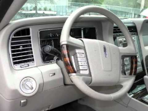2008 lincoln navigator 2wd 4dr navigation dvd elite package 20 inch wheels youtube. Black Bedroom Furniture Sets. Home Design Ideas