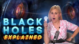 How black holes swallow space (and blow your mind) | Watch This Space