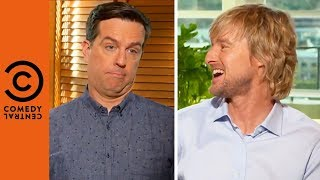 Father Figures   Fatherly Advice with Ed Helms & Owen Wilson
