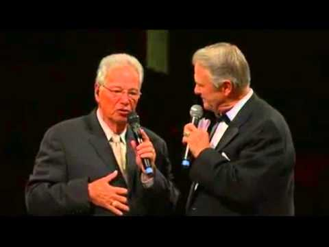 NQC 2012  Jerry Goff introduces Ray Reese  Kingsmen