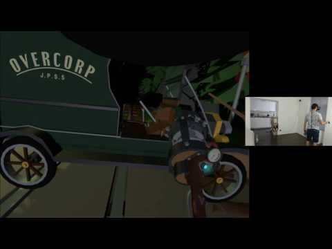 Conductor - Pierwsze wrażenia HTC VIVE VR /21.05.17 #3