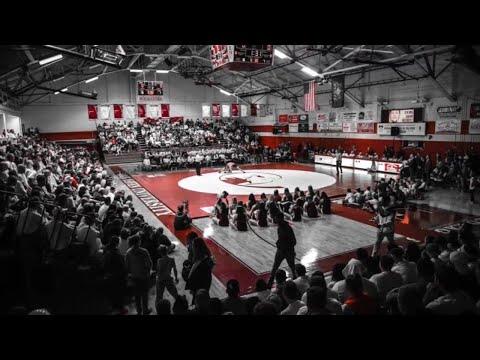 Lock Haven Wrestling Vs Central Michigan