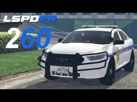 GTA 5 LSPDFR SP #260 Honolulu Police Department