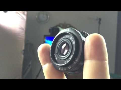 TINY RUSSIAN LENS~ In Russia you don't order lens…lens orders you!!