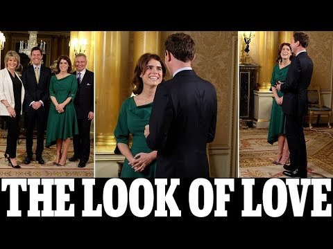 Princess Eugenie wedding: Eugenie and Jack have an interview just hours before their royal wedding