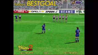 Best goal Ever Free Kick insuperable 2020 05 13 continue Del Piero Italy