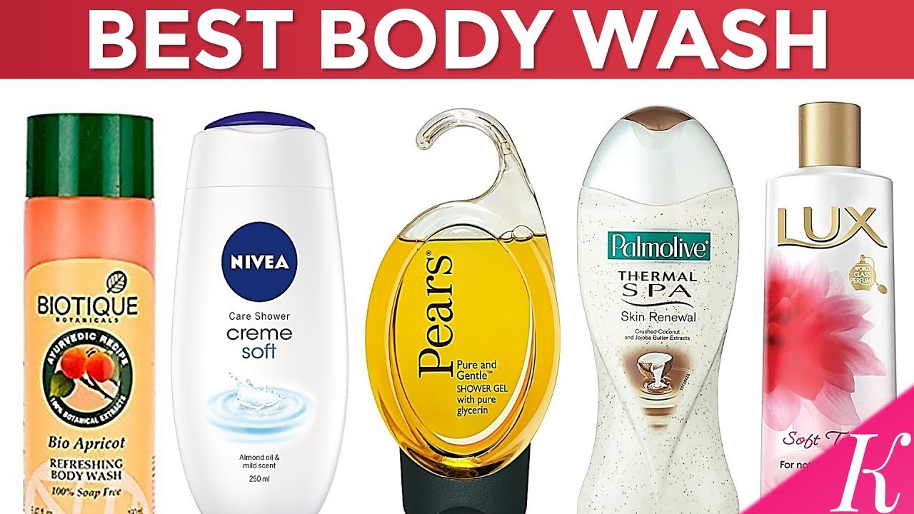 10 Best Body Wash Shower Gels In India With Price Youtube