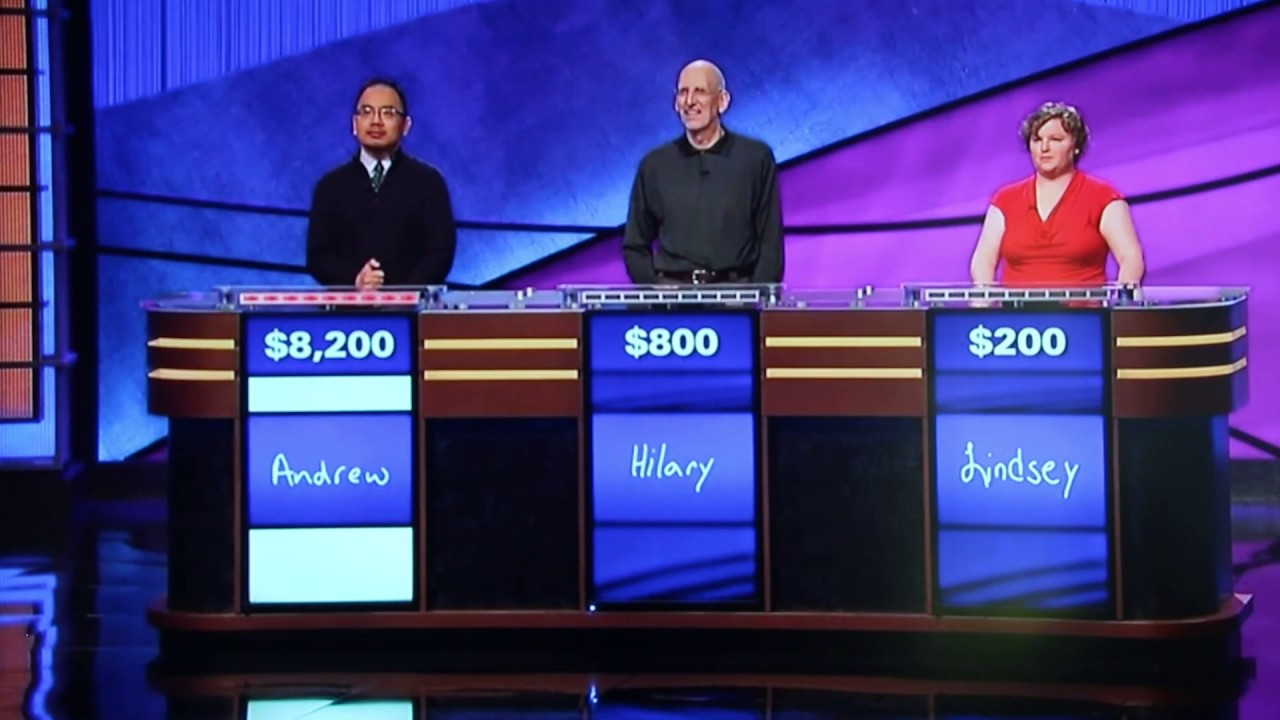 Sippy On Jeopardy ep245