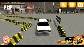 3D Murat 131 Park Etme - 3D Araba Oyunları