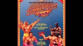 WWF SummerSlam 1988 , 1989 & 1990 Theme -