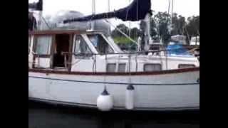 Capricorn Nauticat 33 Ketch in Tokyo Bay(JPN)
