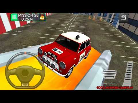 Roof Jumping Car Parking Games Update - New AURA Vehicle Unlocked Android Gameplay FHD