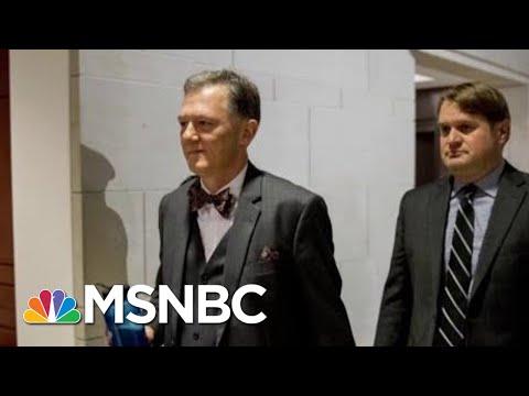Latest Transcript Release Describes Alarm Over Pressure Campaign On Ukraine   Deadline   MSNBC