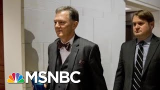 Latest Transcript Release Describes Alarm Over Pressure Campaign On Ukraine | Deadline | MSNBC