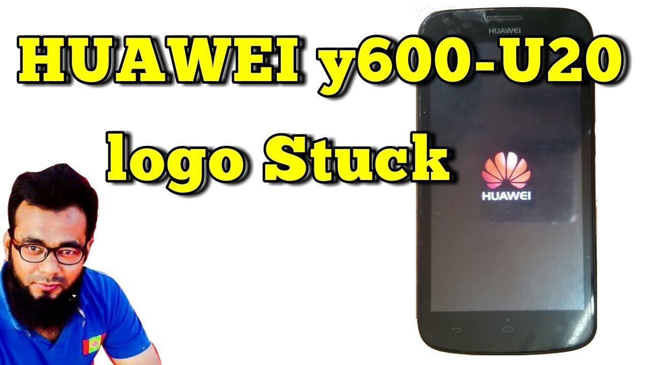 HUAWEI Y600-U20 LOGO STUCK PROBLEM -TTECHCHANNEL#29