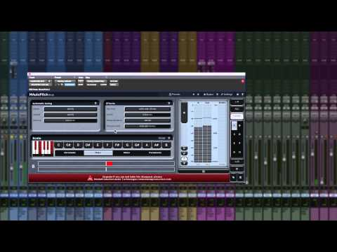 Melda MAutoPitch Free Auto Tune Plug-in Review