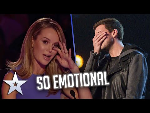 Collabro make AMANDA CRY with 'Les Mis' classic! | Unforgettable Audition | Britain's Got Talent