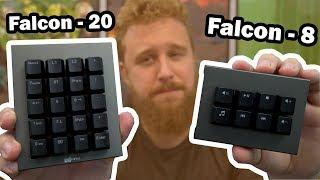 Elgato Stream Deck Alternative?   Max Keyboard Falcon 20