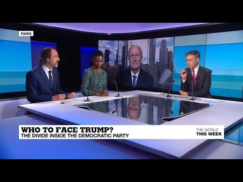The world this week - Who to face Trump, EU's new cabinet, British Parliament prorogation, violence in South Africa, homophobia in French football