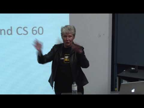 From 10% to 40% Female CS Majors: The Harvey Mudd College Story - Maria Klawe, Harvey Mudd College