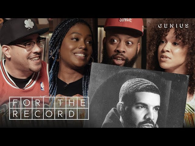 Breaking Down The Diverse Album Credits For Drake's