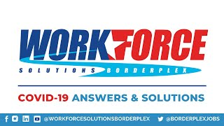 Workforce Wednesday Episode 25: Answers & Solutions during COVID-19