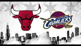 NBA 1989. R1 G5. Bulls vs. Cavs