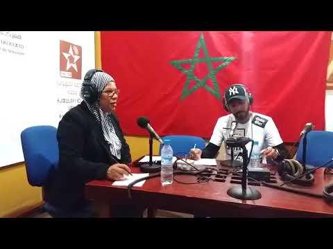 الفنان محمد مروان على راديو وجدة_2018_ L'artiste Mohamed Marwan à Radio Oujda