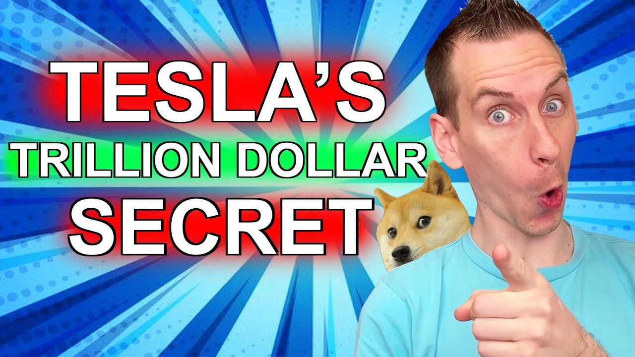 Investing In Tesla Stock 2021 | Tesla's Trillion Dollar Secret