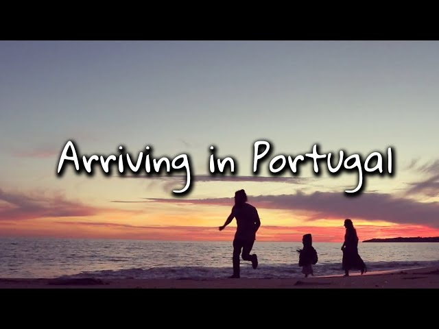 Arriving in Portugal | Van Life | NomdiDaddy