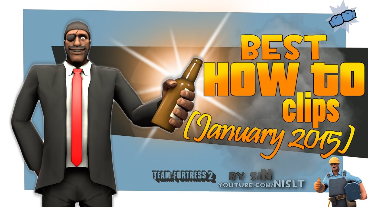 """Download TF2: Best """"How To"""" clips (January 2015 / Compilation)"""