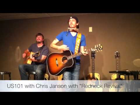"US101 with Chris Janson ""Redneck Revival"""