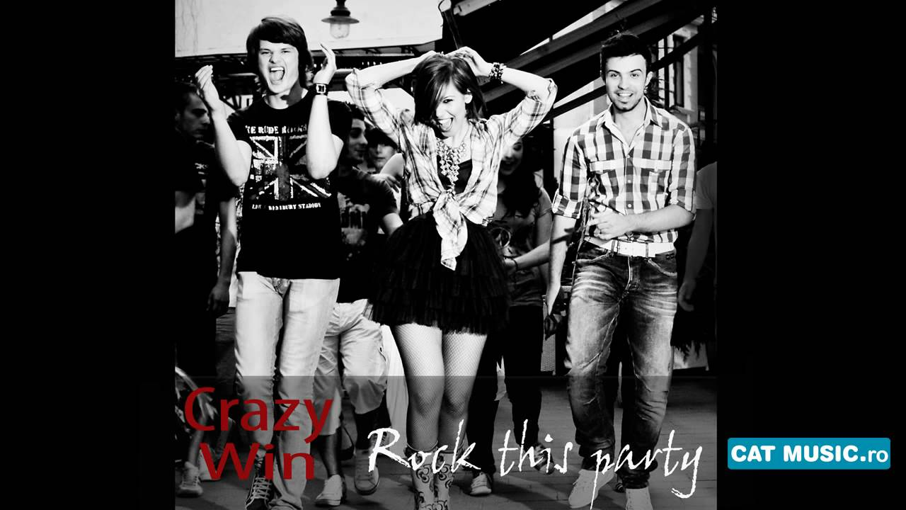 Crazy Win - Rock This Party (Official Single)