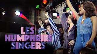 Les Humphries Singers - Mama Loo (ZDF Disco, 03.02.1973)