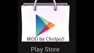 Como Instalar A Google Play Mod No Android Kitkat Download Google-play Store Latest Version 2012 Modded-by-chelpus Free!