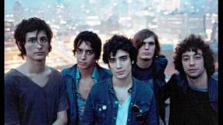 The Strokes - Reptilia (Guitar Backing Track With Vocals)