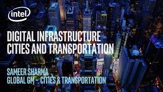 Infrastructure Week Webinar  Smarter Cities and Intelligent Transportation Through Breakthrough Tech