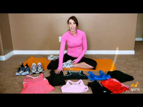 How to buy workout clothes