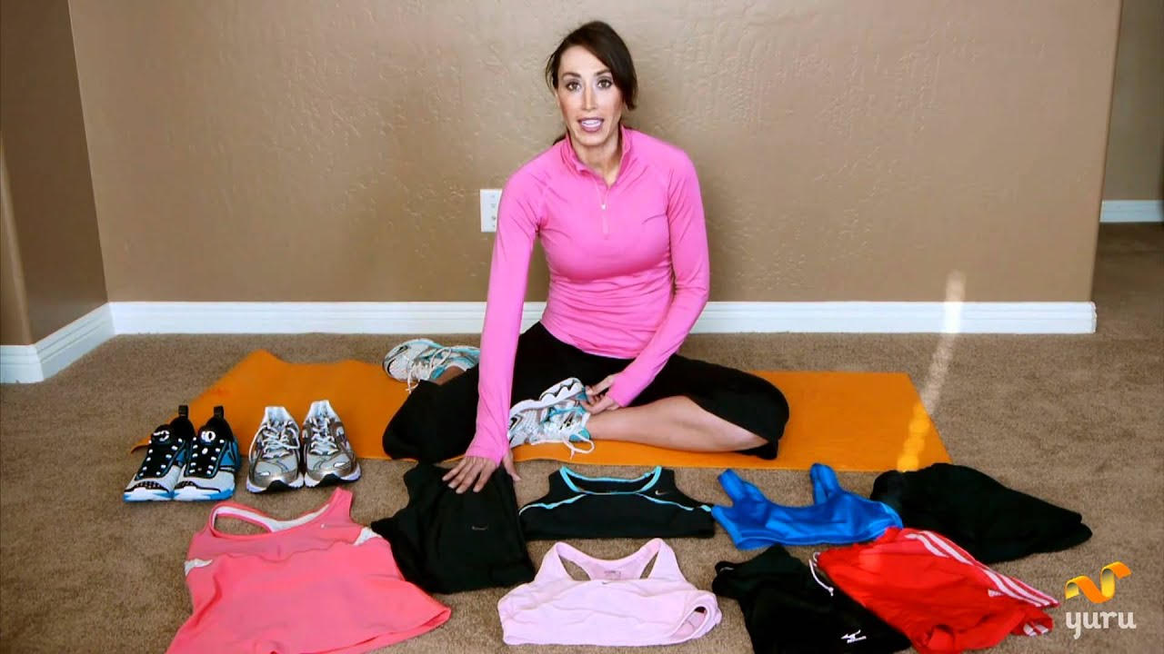 How to buy workout clothes - YouTube 2191acbba