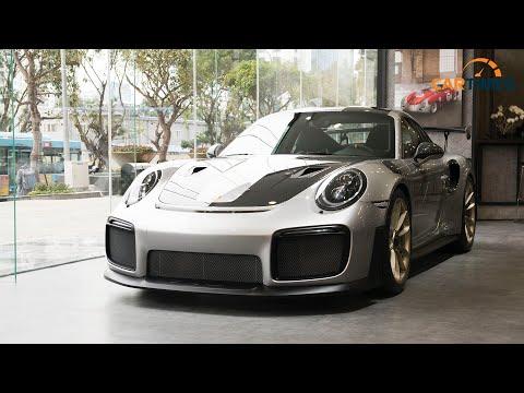 Sờ tận tay chiếc siêu xe Porsche mạnh nhất GT2 RS giá 22 tỉ đồng