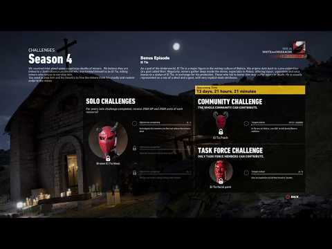 Tom Clancy's Ghost Recon® Wildlands: Season 4 Bonus Episode (El Tio)