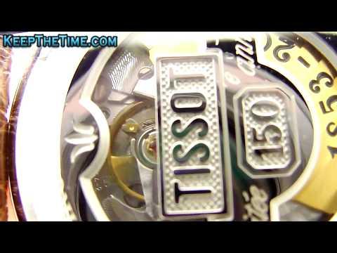 Tissot Heritage 150th Anniversary Watch